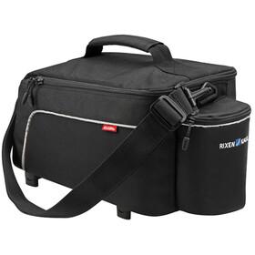 KlickFix Rackpack Light Torba na bagażnik do systemu Racktime, czarny